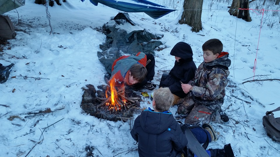 fire-in-the-snow-winter-scouts-2016